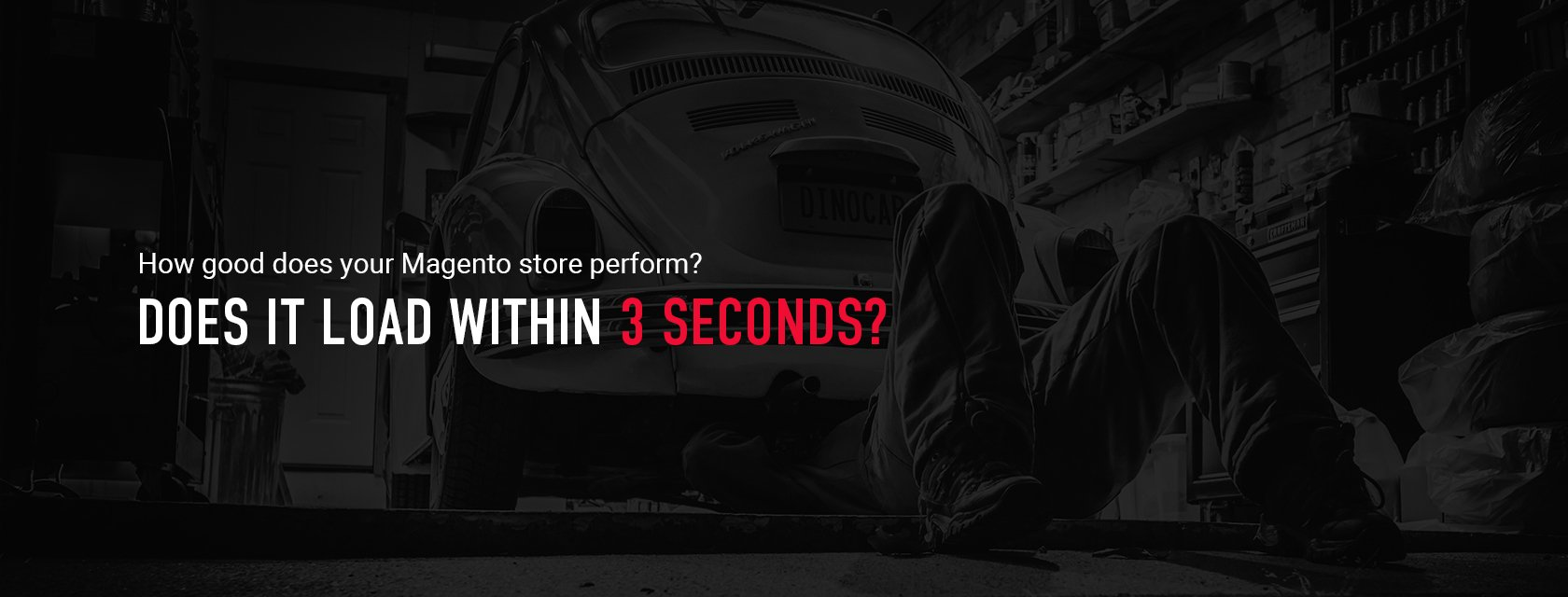 Is your Magento 2 Store's load time under 3 seconds?