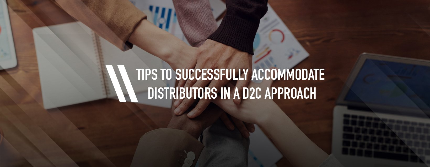 How can manufacturers and distributors co-exist in a Direct-to-consumer (D2C) model?
